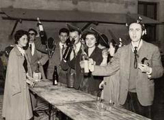 Festa Matricole anni 1960