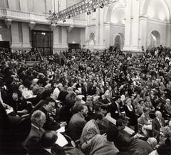 Laurea ad honorem a Andrej Sacharov