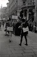 Via Indipendenza - 1957