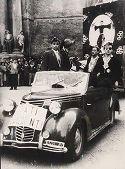 Festa della matricola: Bologna, 30 maggio 1948: Convento dei Frati Gaudenti