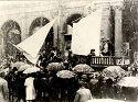 Festa delle matricole: Bologna 18 febbraio 1947: la nave corsara, il carro del Convento dei Frati Gaudenti