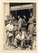 Studenti del GUF di Bologna: Bolzano: 1938