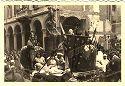 Festa delle matricole: Bologna, giugno 1948: carro di ambientazione medievale
