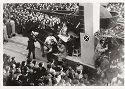 Festa delle matricole: Bologna, giugno 1948: carro delle facoltà di ingegneria e architettura