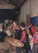 Bonora canta ad una festa