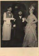 Gigi Bonora, Tonino Belletti e accompagnatrice in costume