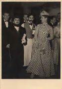 Tonino Belletti e Gigi Bonora in costume ed altri