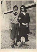 Matrimonio di Villani: 1947: Sergio Sacchetti e Valter Marcheselli