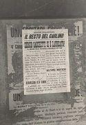 Laurea di Sergio Sacchetti: Bologna, aprile 1949: papiro di laurea