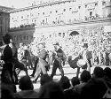 Festa delle matricole: Bologna, giugno 1948: sfilata della banda degli studenti