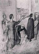 Bozzetto: Littoriali 1935