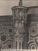 Salerno: cattedrale: dettaglio del candelabro