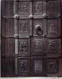 Amalfi: Ravello: porto [i.e. portale] della cattedrale