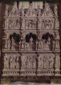 Pavia: cattedrale: arca di Sant'Agostino