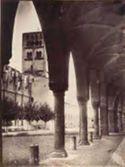 Mantova: portico della Magna Domus