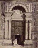 Pavia: certosa, portale