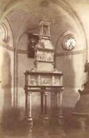 Arca di S. Lanfranco dell'Amadeo: chiesa di S. Lanfranco: Pavia