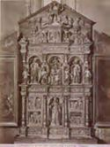 Como: cattedrale: altare di S. Abbondio (16. secolo)