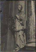 Statua di S. Luigi di Calegari Antonio: cattedrale dei Ss. Faustino e Giovita: Chiari