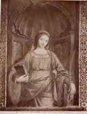 Saronno: santuario: Santa Caterina