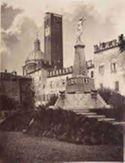 Mantova: palazzo Ducale, cortile interno