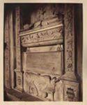 Napoli: chiesa di s. Domenico Maggiore: sepolcro di Ettore Carafa
