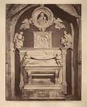 Napoli: (chiesa di Montoliveto): tomba di Maria d'Aragona, duchessa d'Amalfi