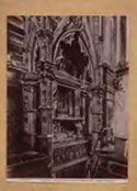 Napoli: chiesa di s. Chiara: monumento a Roberto il Savio