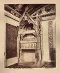 Napoli: chiesa s. Chiara: tomba di Maria di Valois