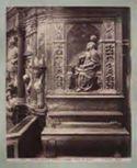 Napoli: chiesa s. Caterina a Formiello: tomba dei Spinelli