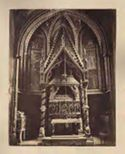 Napoli: interno della cattedrale: cappella dei Minutoli