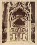Napoli: chiesa s. Maria Donna Regina: tomba di Maria d'Ungheria