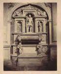 Napoli: san Giovanni a Carbonara: tomba di Galeazzo Caracciolo