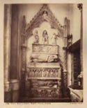 Napoli: chiesa s. Domenico Maggiore: Cristofaro [Cristoforo] d'Aquino