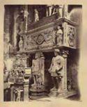 Napoli: monumento di Giov[anni] Caracciolo: s. Giov[anni a] Carbonara