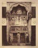 Napoli: chiesa di s. Angelo a Nilo: sepolcro del cardinale Rinaldo Brancaccio