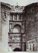 Napoli: porta di Alfonso d'Aragona