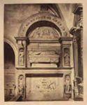 Napoli: chiesa di s. Domenico Maggiore: sepolcro di Francesco Carafa