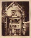 Napoli: congregazione s. Monaca: tomba di Ferdinando Sanseverino