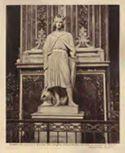 Naples: monument à Corradin dans l'eglise ou fut tué Masaniello au convent du Carme