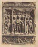 Laterale dell'arco trionfale di Alf[onso] di Arag[ona]: Napoli