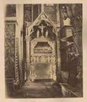 Napoli: chiesa di s. Chiara: sepolcro di Maria di Durazzo