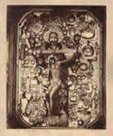 Napoli: chiesa s. Chiara: la SS. Trinità