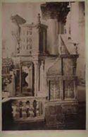 Cattedrale di Bitonto: ambone veduto di prospetto
