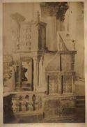 Anbone [i.e. ambone] nella catedrale [i.e. cattedrale] di Bitonto