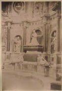 Bari: chiesa di s. Nicola: monumento di Bona Sforza