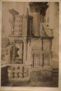 Anbone [!] nella catedrale [!] di Bitonto