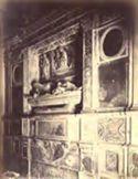 Monumento del vescovo Pietro di Vicenza: chiesa di S. Maria in Aracoeli: Roma