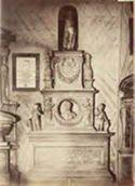 Tomba di Lodovico Grato Morgani: chiesa di S. Maria in Aracoeli: Roma