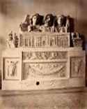 Roma: museo Lateranense: frammenti d'un sepolcro della famiglia Aterio